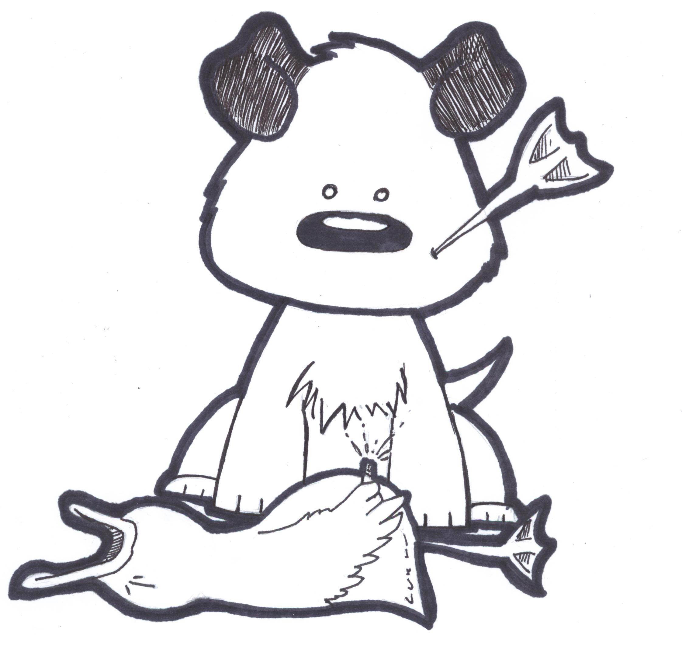 puppyeatsducky